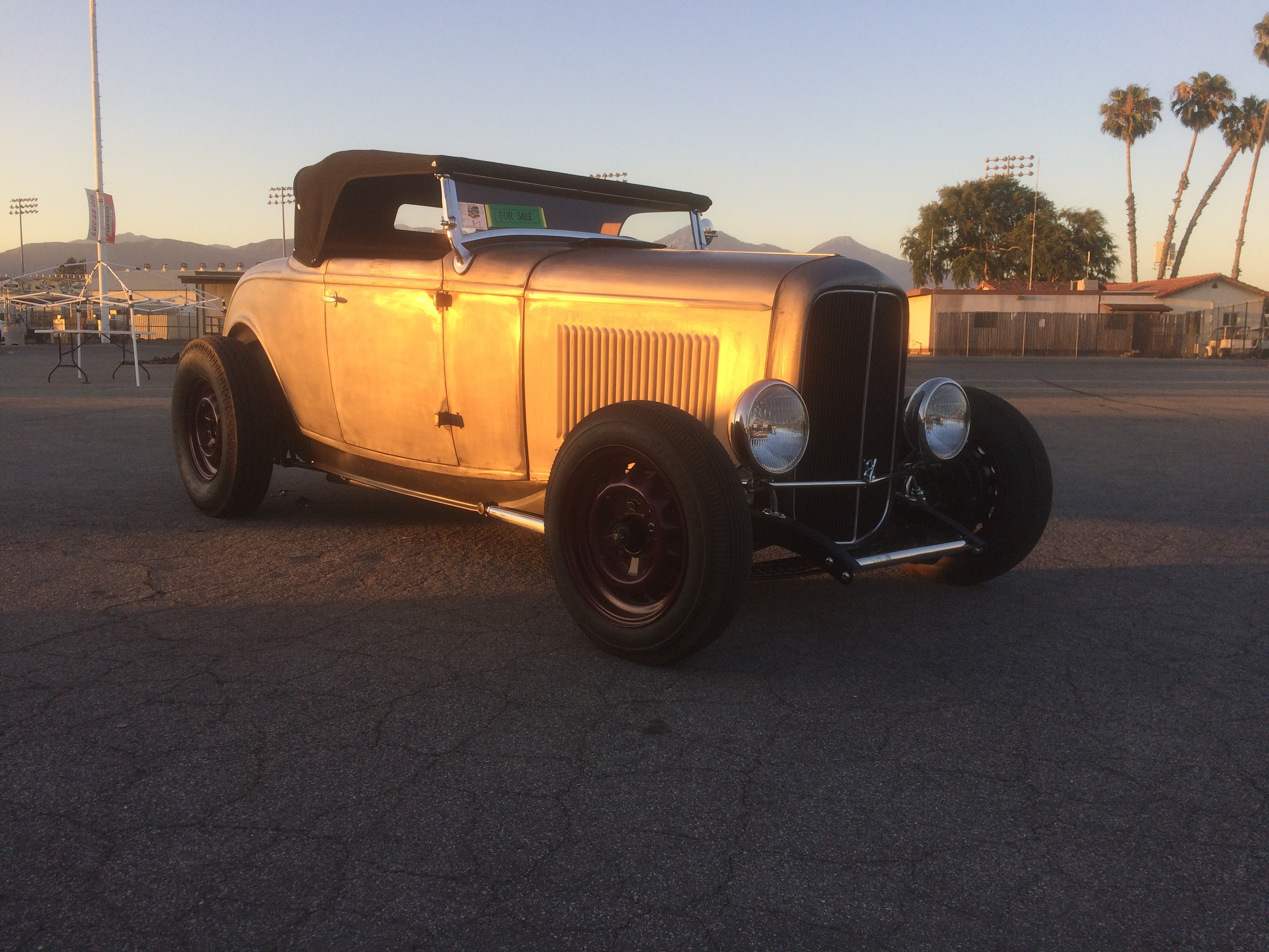 1932 FORD ROADSTER FLATHEAD *FOR SALE* - Iversen Originals