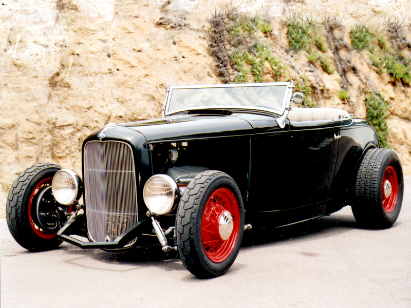 1932 FORD ROADSTER - Iversen Originals