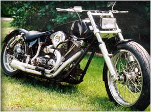 1996 HARLEY-DAVIDSON CUSTOM FXR