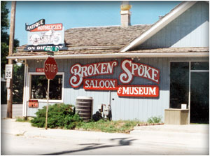 BROKEN SPOKE SALOON - STURGIS, SD