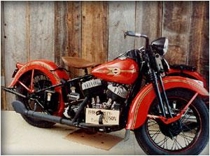 1938 HARLEY FLATHEAD